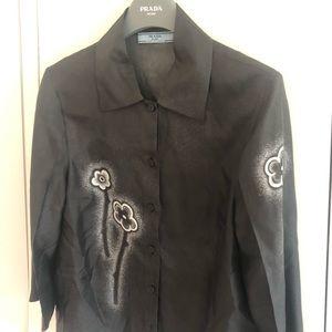NWOT Prada blouse